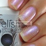 Gelish Izzy Wizzy Lets Get Busy Color Swatch
