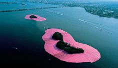 Christo and Jeanne-Claude | Artworks | Realized Projects