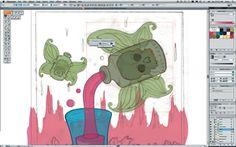 Master painting in Illustrator - Tutorials - Digital Arts
