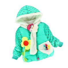 $9.99 (Buy here: https://alitems.com/g/1e8d114494ebda23ff8b16525dc3e8/?i=5&ulp=https%3A%2F%2Fwww.aliexpress.com%2Fitem%2FWinter-Warm-Coat-Outerwear-Parkas-Kids-Hooded-Children-s-Girls-Down-Jacket-Clothing%2F32740431868.html ) Winter Warm Coat Outerwear Parkas Kids Hooded Children's Girls Down Jacket Clothing for just $9.99