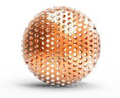 Perforated Metal Sphere