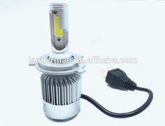 wholesale car led headlight bulb 36w 12V 24V 7600LM c6 cob led bulbs h7 headlight