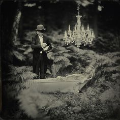Beautiful Photo Narratives by Alex Timmermans Produced with the Wet Collodion Process - My Modern Met