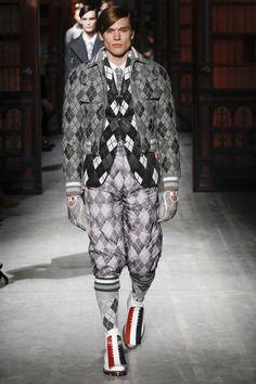 Moncler Gamme Bleu   Fall 2014 Menswear Collection   Style.com