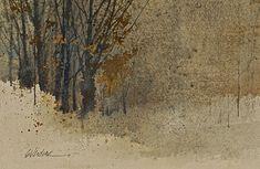 E. Verdine watercolor