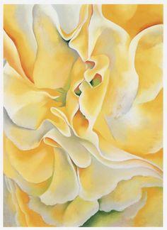 """Georgia O'Keeffe Paintings  + Para mudar e ver as coisas sob uma perspectiva mais saudável para nós, precisamos aprender a nos desligar das crenças, dos hábitos e das ideias que não provêm do nosso coração. Para isso, esta frase budista servirá para começar o processo: """"No céu não há distinção entre leste e oeste, são as pessoas quem criam essas distinções em sua mente e então acreditam ser a verdade"""""""