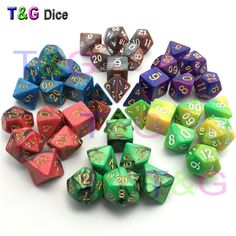 Cheap board game, Buy Quality colored dice sets directly from China dice board games Suppliers: Top Quality New Mix color Dice Set with Nebula effect juegos de mesa dados dungeons and dragons rpg Dice Board game Dungeons And Dragons, Rpg Board Games, Classic Toys, Poker, Color Mixing, Card Games, Entertaining, Credit Cards, Dice