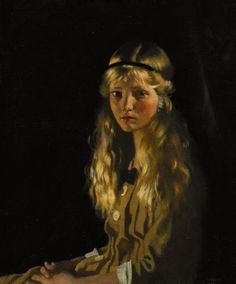 Mona Dunn by William Orpen