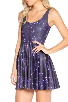 where has this dress been my whole life! Written in the Stars Scoop Skater Dress - LIMITED