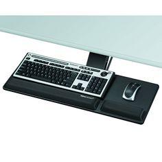 Tastatur Schublade Für Glas Schreibtisch Home Office Möbel Set Überprüfen  Sie Mehr Unter Http:/