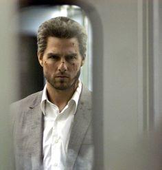 "Tom Cruise en""Collateral"", 2004"