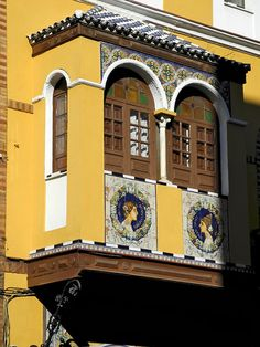 Barrio de Triana,  Sevilla,  Spain  por Touristos