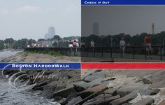 Explore the Boston Harborwalk and download a free mp3 audio tour online!