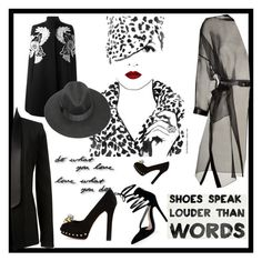 """""""Shoes"""" by frenchfriesblackmg ❤ liked on Polyvore"""