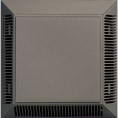 Builders Edge 7-In L Clay Plastic Soffit Vent 140057575008