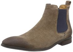 Belmondo 752240 01, Herren Chelsea Boots, Braun (tdm), 43 EU - http://uhr.haus/belmondo/belmondo-752240-01-herren-chelsea-boots-braun-tdm