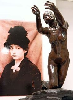 9 Muses Who Were Artists | Britannica.com  Camille Claudel (Muse to Auguste Rodin)