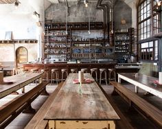 Bar & Restaurant Love. smokestack san francisco - Google Search