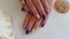 #nails#symmer#blue#