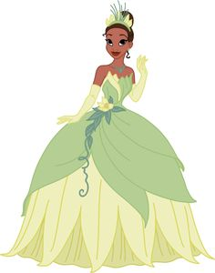 #2 favorite princess: Tiana is my fav because she isn't that girl looking every where for love like most! It just fell upon her:)