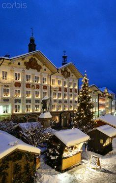 Bavarian Christmas Market