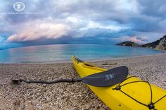 Winter 2018 in Ithaca, Greece.  Mild weather, azur sea, uniquely beautiful coastline and many possibilities for intermediate trips to nearbout islands.  Go paddlers!!!