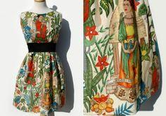 Ooh La La! 19 Clothing Masterpieces Inspired by Artwork via Brit   Co