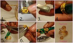Loc Jewelry Silver Coils wSilver Metallic Beads Set of 3 Dreadlock Cuffs Hair Jewelry Braids Dread Locs Jewelry Sisterlocs Braid Jewelry