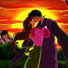 Miroku and Sango: Together Forever!