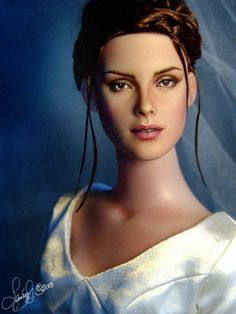 Kristen Stewart as Forever Bella by Laurie Leigh OOAK Hollywood Doll Twilight Tribute