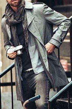 #streetstyle #style #fashion #streetfashion #manstyle #mensstyle #mensfashion #menswear - trench coat