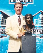 """Hall of Famer John Elway (or as I like to call him...""""My Dad!"""")"""