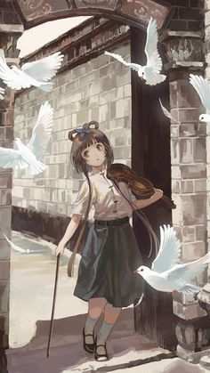 -# - Anime et manga - Cool Anime Girl, Beautiful Anime Girl, Anime Art Girl, Anime Girls, Chica Anime Manga, Manga Girl, Fanarts Anime, Anime Characters, Anime Style