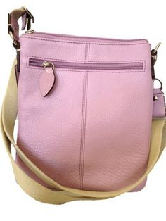 dc8384d73e Coach Penelope Swingpack Crossbody Shoulder Bag Leather Lilac  43632 -  8.75