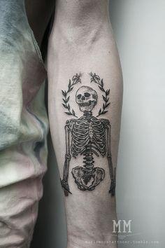 Skeleton for Javi