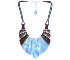 Collar Asmar Plastron de Nature Bijoux colección Asmar