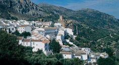 Córdoba: Pueblo de Zuheros. --- Cordoue: Village de Zuheros.