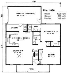 new house plan hdc 1036 3 is an easy to build
