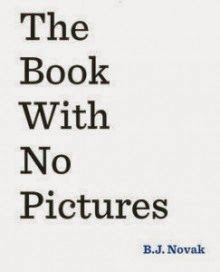 The Book Chook: Children's Book Review, The Book with No Pictures
