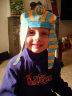 BRICOLAGE: Masque EGYPTE