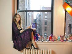#Strip Collection #Sarah #Jessica #Parker #shoes