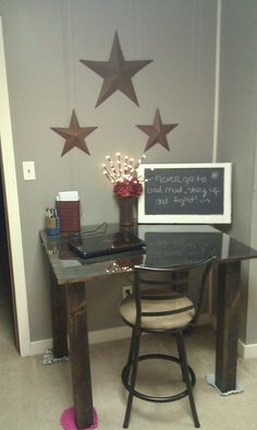 Pallet Desk :-)