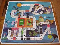 Dark Shadows board game