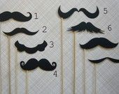 Mustaches for Sierra