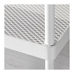 IKEA - MACKAPÄR, Skohylde, Hvis du har brug for mere plads til sko, kan du sætte en ekstra skohylde oven på den første.