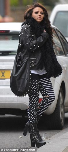 If I could have anyone's closet... It would be Jesy Nelson's.