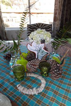 Baby Shower  Phyllis Hillier Floral Design