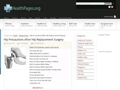 HealthPages.org | Health Information You Can Use