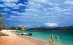 Pink Beach ~ East Nusa Tenggara #fb #travel