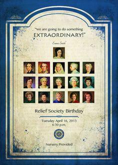 5x7 Digital File Relief Society Birthday by AltusPhotoDesign